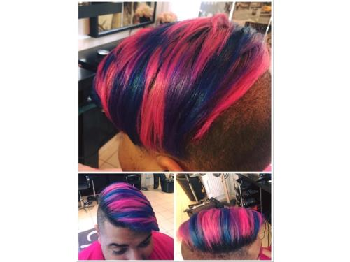 coloration coiffure