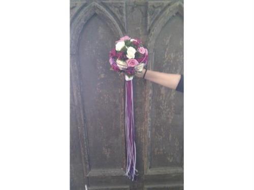 Bouquet long pour mariage