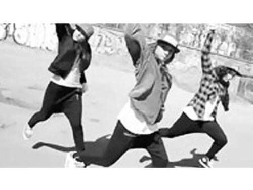 Hip Hop by LX