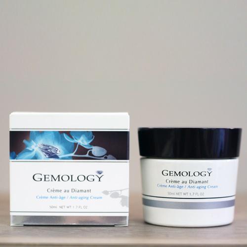 Institut Beauté Marine Rumelange soin gemology crème anti-âge