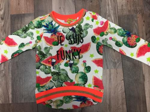 Pull fille - Funky XS