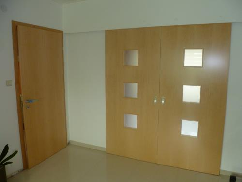 Porte individuelle