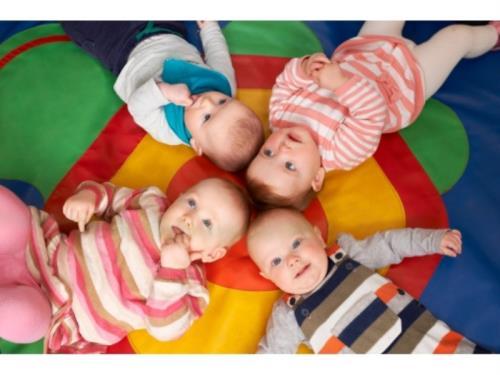 L'espace des bébés