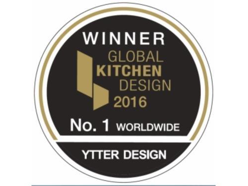 Global Kitchen Design Award : 1re place pour Ytter Design