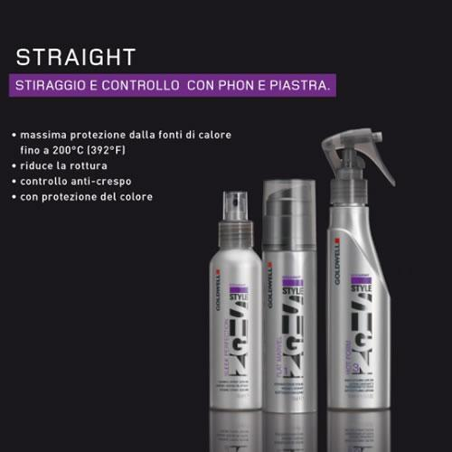 Coiffure Créativ Beaufort Luxembourg Goldwell Style straight