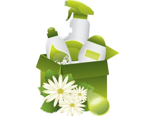 Produits d'entretien écologiques