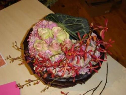Arrangement floral