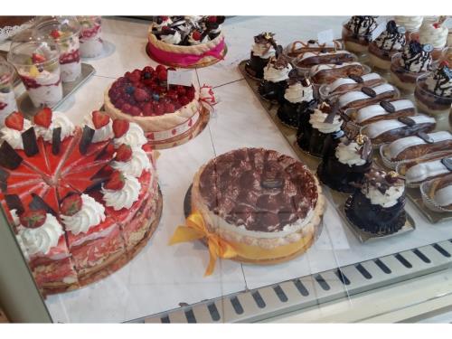 Les gâteaux · Les gâteaux