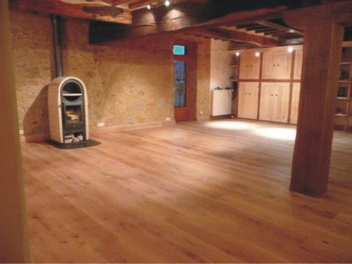 interieur bois