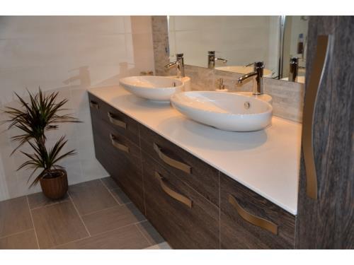 Meuble vasques salle de bains