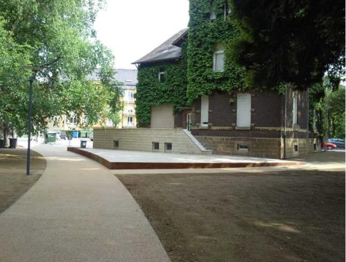 Travaux publics - Musée de Dudelange