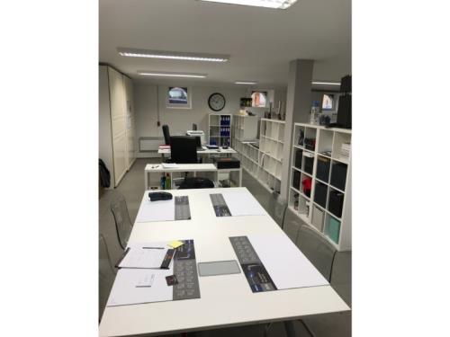 visitez notre showroom
