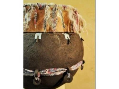 Pot en céramique fait-main