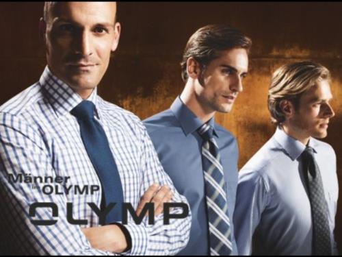 Chemises Olymp