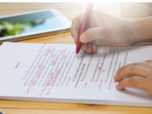 Rédaction et aide à la rédaction