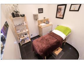 Soins du corps : massage / gommage