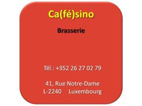 Cafésino – Coordonnées