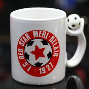 soccer pétange luxembourg football Personnalisation tasses logo