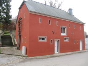 Restauration d'une ancienne porcherie