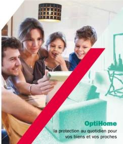 Assurance Habitation Protection OptiHome