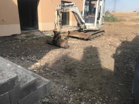 Préparation avant terrassement