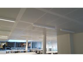 Plafond et faux pladond