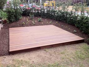 installation de terrasse