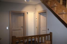 Portes intérieures et extérieures