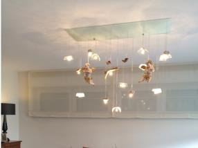Lustre anges
