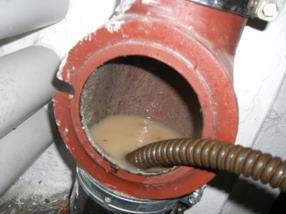 Débouchage de canalisations