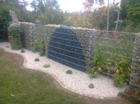 Installation de clôtures