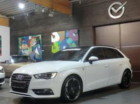 Audi A3 Sportback 2.0 TDI 150cv S-Tronic S-Line