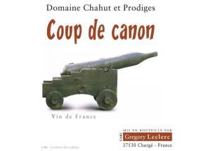 Dom. Chahut et Prodiges - Coup de Canon 2014