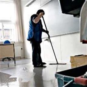 Nettoyage des écoles