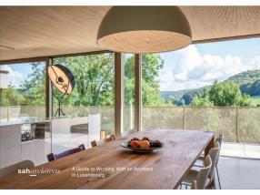 Guide pour travailler avec un architecte au Luxembourg