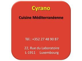 Cyrano – Coordonnées