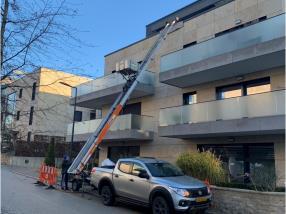 Aménagement de balcons et terrasses