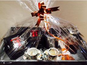 Idée cadeau - Coffret cafés Maison Santos