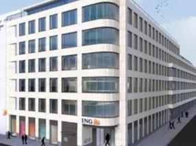 Immeuble de bureaux Kons: siège social ING Luxembourg-ville