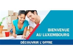 Offre nouvel arrivant à Luxembourg