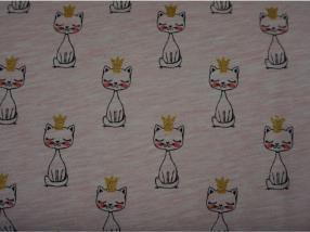 """65% cotton """" Shining cats bru"""""""