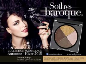 Collection Maquillage Automne-Hiver 2015