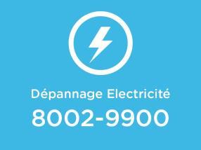 Dépannage Electricité 24h/24 - 7j/7