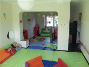 A l'intérieur de la nurserie