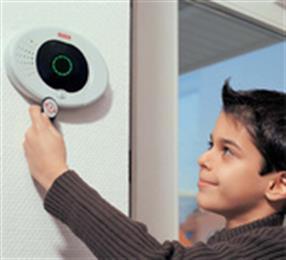 Alarme anti-intrusion