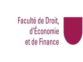 Faculté de Droit, d'Economie, et de Finance