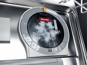 Lave-vaisselle - Première Mondial AutoDos avec PowerDisk