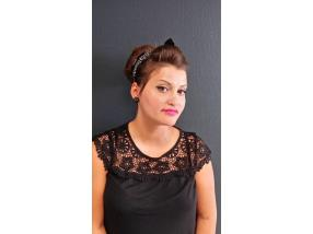 Kristina:coiffeuse styliste visagiste-Luxembourg