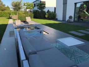 Terrasse & Lounge