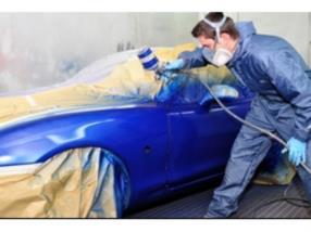 Karosserie-Reparatur